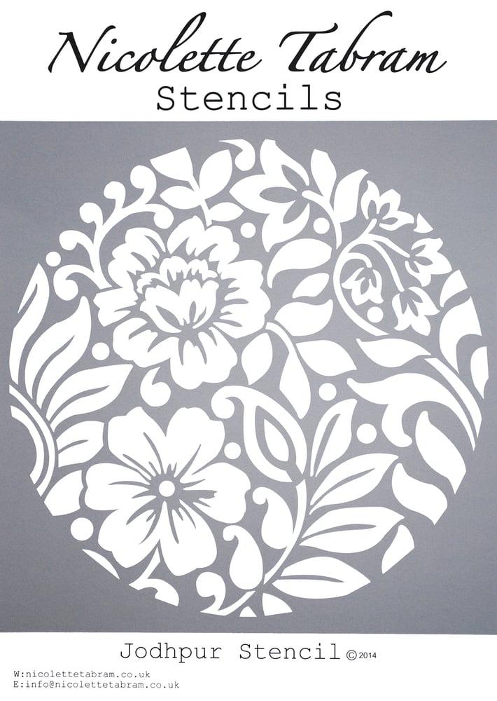 Image of Jodhpur Stencil