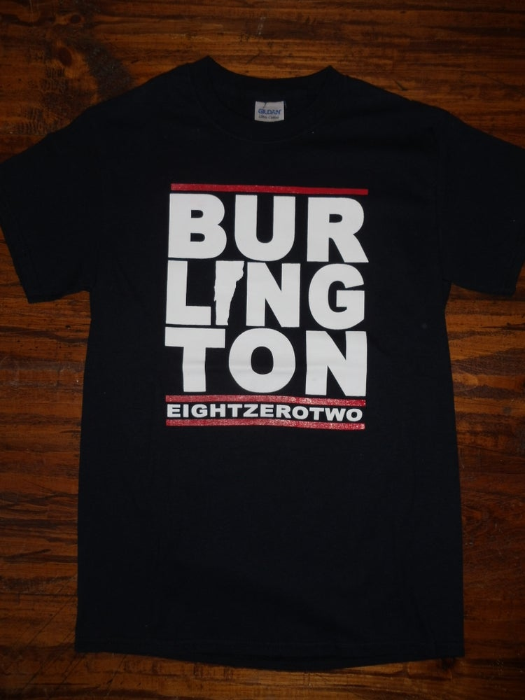 Image of Burlington Vermont Shirt - vermont clothing - 802 store - 802 shop - 802 clothing - burlington shirt