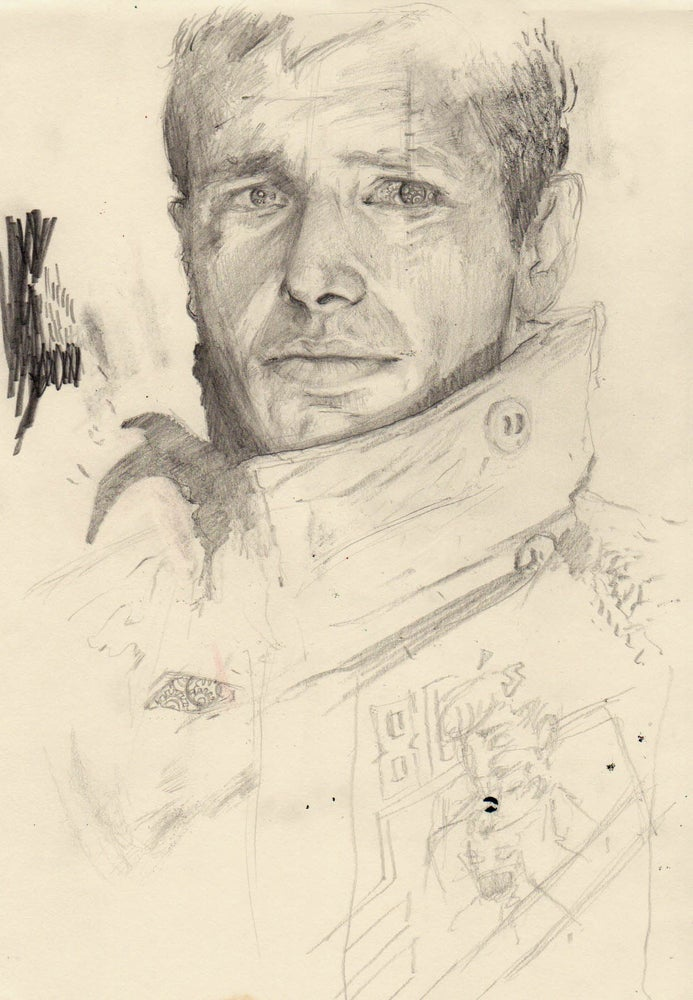Image of Deckard Pencil - Original