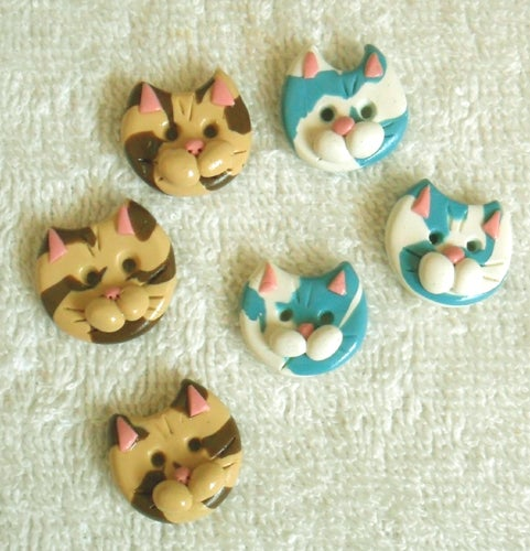 Image of Tiger Buttons