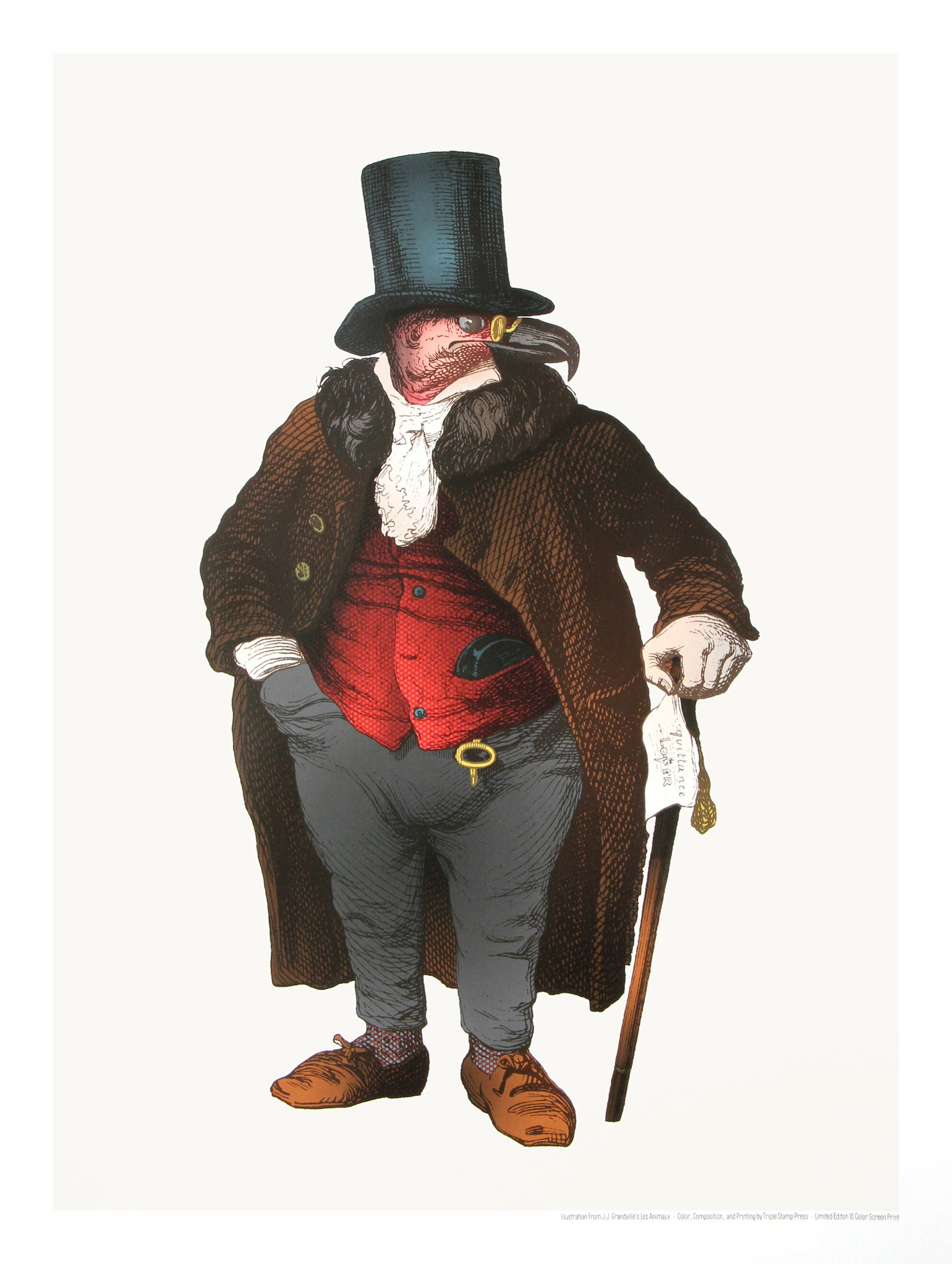 Image of The Hardhearted Landlord // The Grandville Series