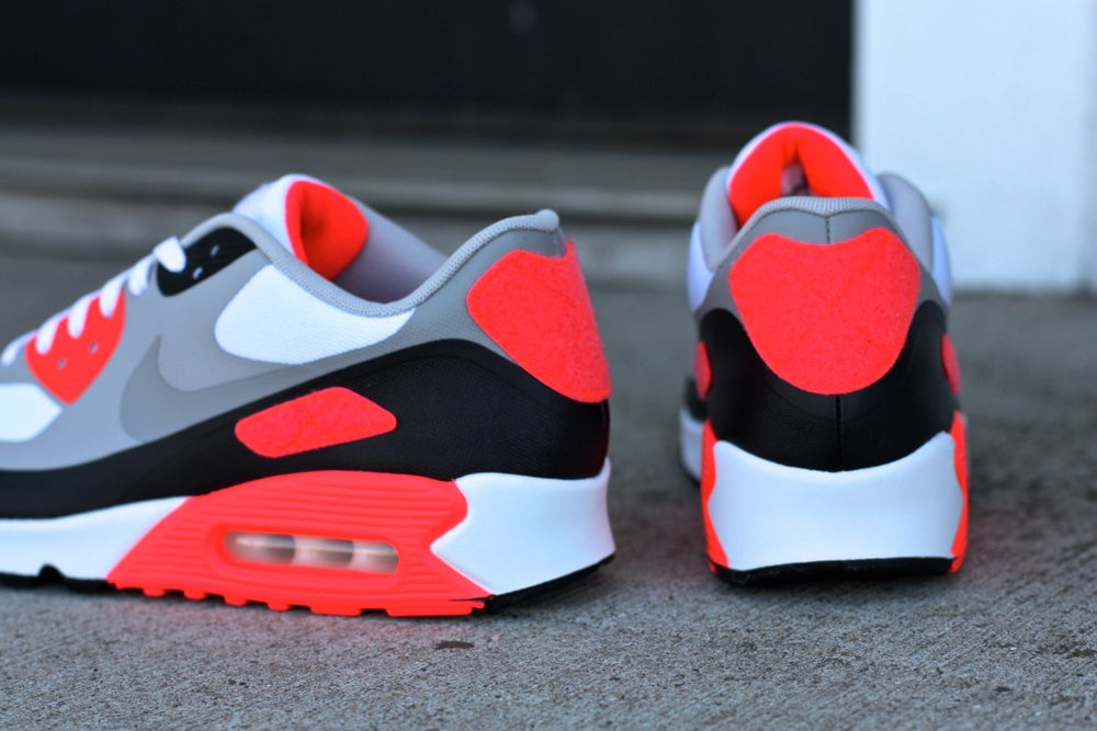 Image of NIKE AIR MAX 90 V SP PATCH INFRARED 746682-106