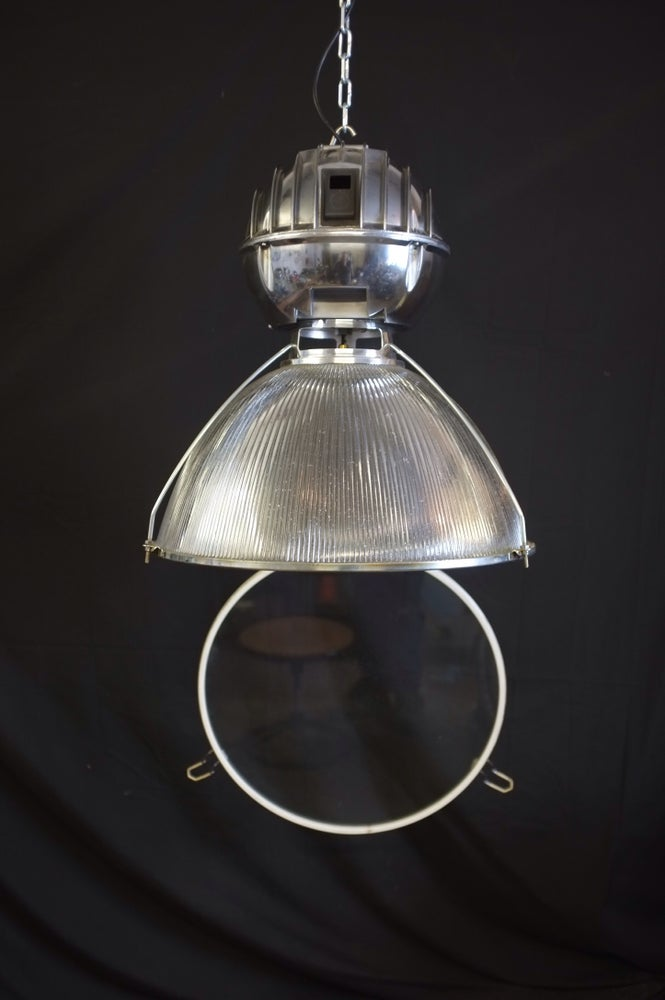 Image of Vintage Industrial Pendant Light - Supersize