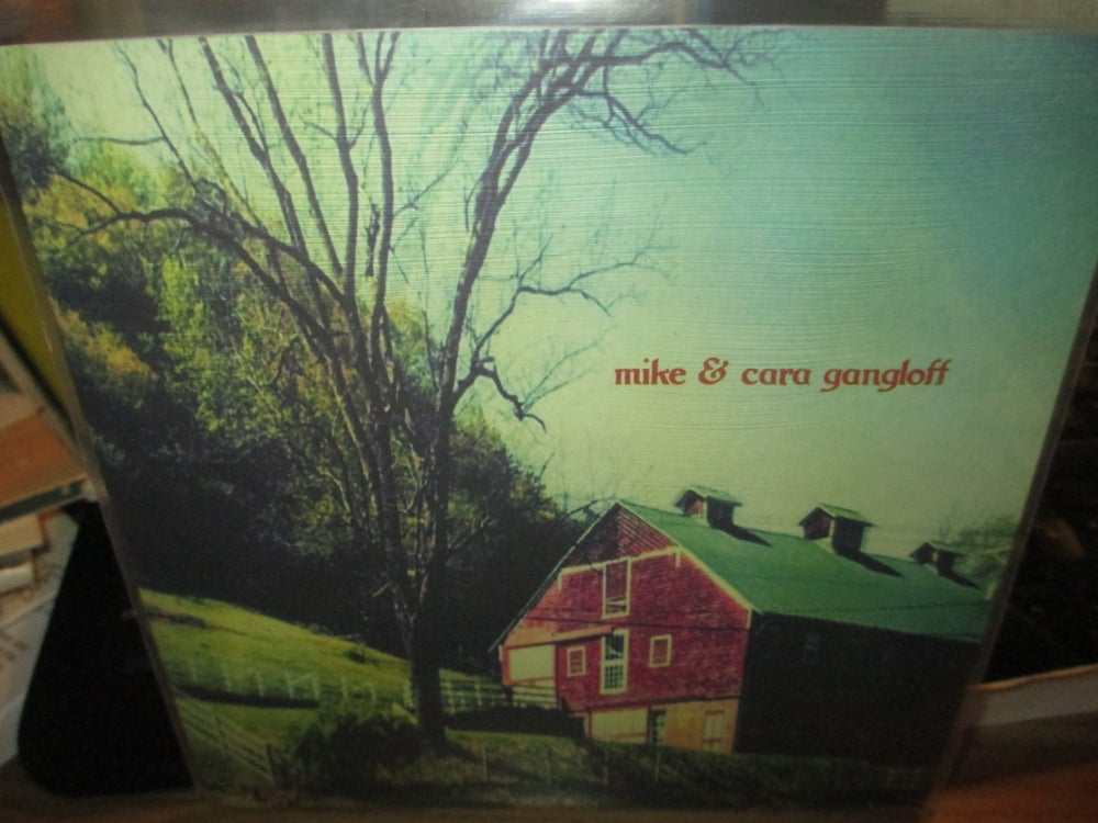 "Image of Mike & Cara Gangloff- Durang's Hornpipe UK 7"" GPS 121"