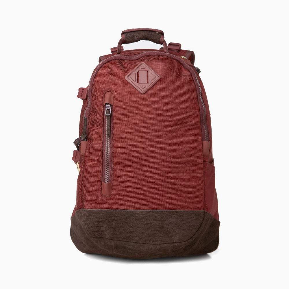 Image of visvim BALLISTIC 20L Backpack - BURGUNDY