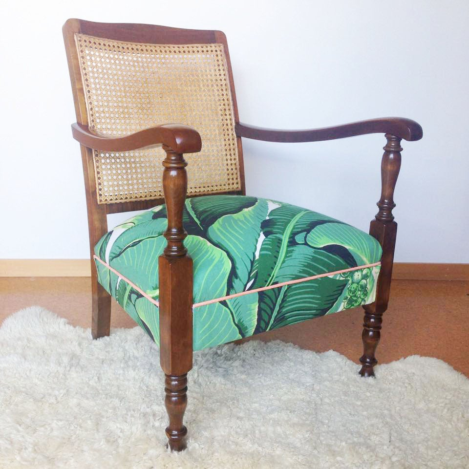 "Image of ""Club Tropicana #3"" Chair"