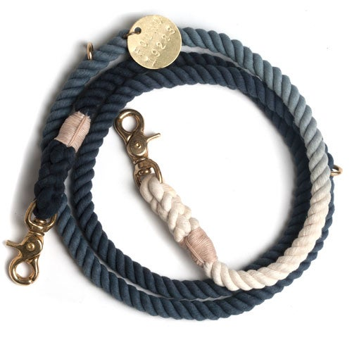 Image of Black, Ombre Rope Lead