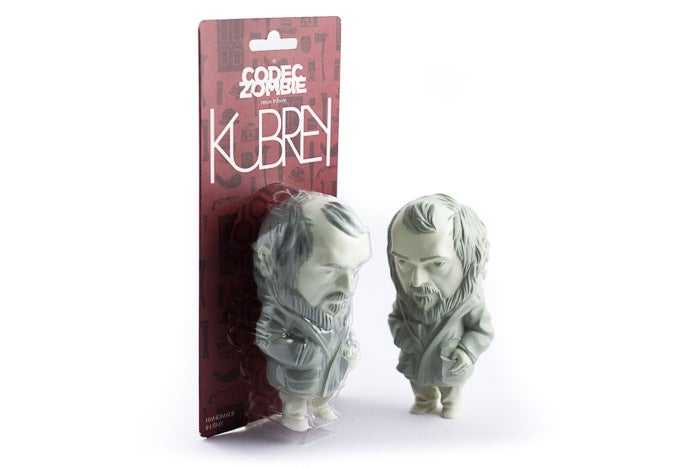 "Image of ""KUBREY, a resin tribute"" REGULAR"