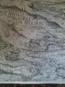 Image of OG Linville Gorge Bouldering Map