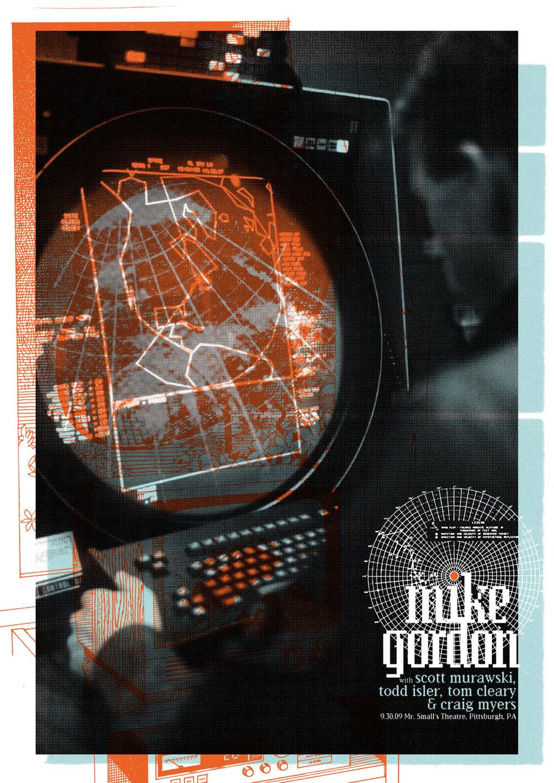 Mike Gordon Radar Blip