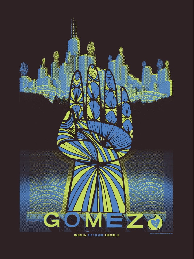 Image of Gomez The Vic