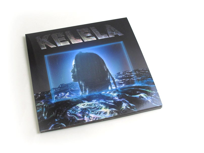 Image of Kelela - CUT 4 ME {DELUXE} 2xCD