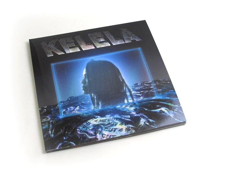 Image of Kelela - CUT 4 ME {DELUXE} 2xCD