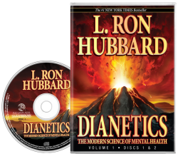 Image of Dianetics: The Modern Science of Mental Health (Audio Book)