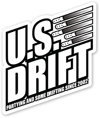 Image of USDrift Bomb Decal