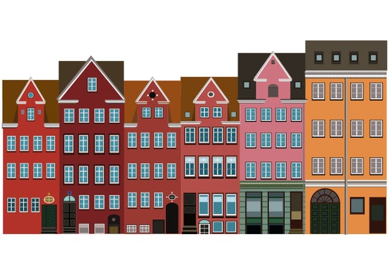 Image of Gråbrødre Torv, Copenhagen