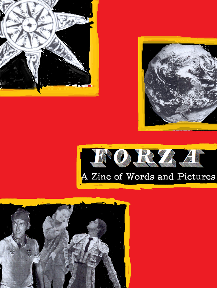 Image of Forza - Issue #1, Spring 2015