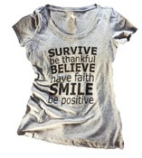 Image of The I'm Positive Tee