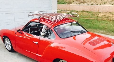 Image of VW GHIA ROOF RACK