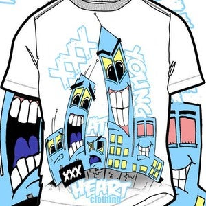 Image of Crazy City Shirt