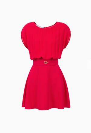 Image of FUXIA MINI DRESS