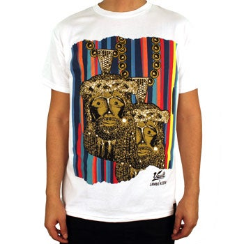Image of Lambo Keem Collabo Tee (White)