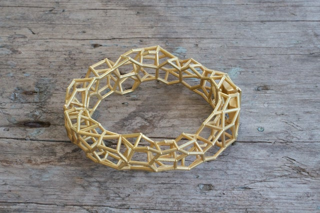 Image of Spaceframe Bracelet
