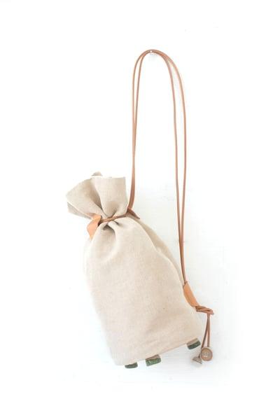 Image of cinch backpack