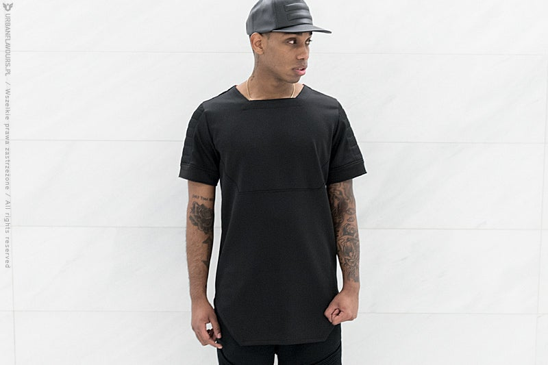 Image of Urban Flavours NYC SOHO Scuba T-shirt Black