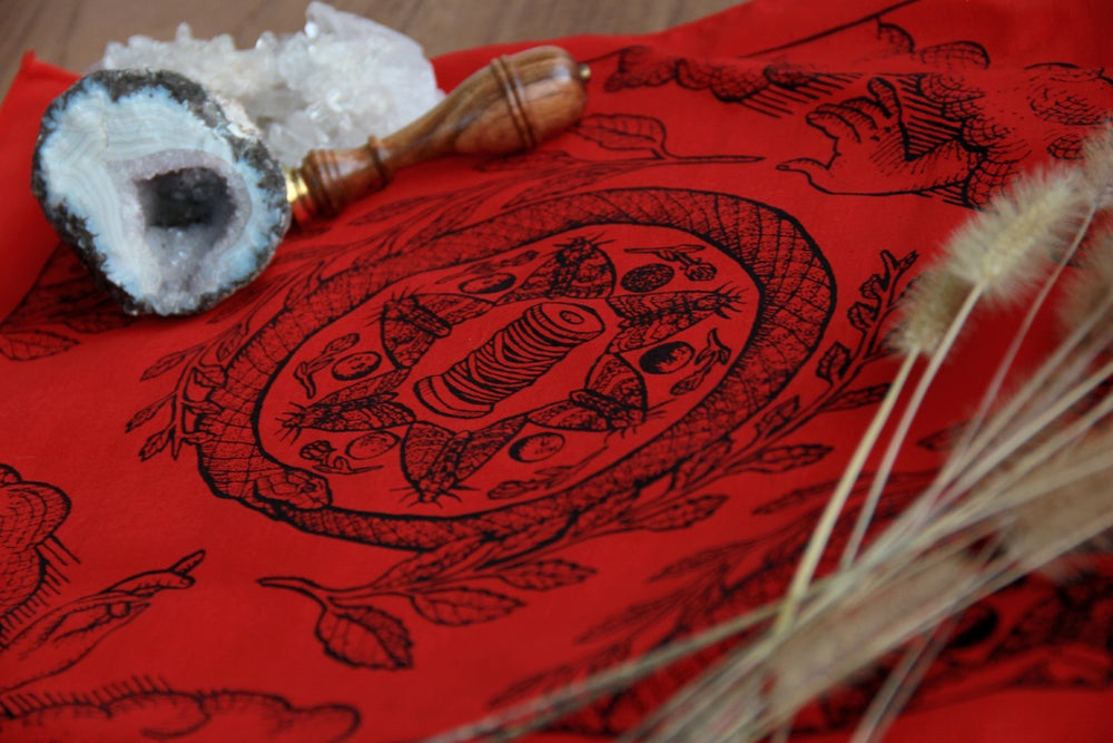 Image of Fortuna Red Hanky