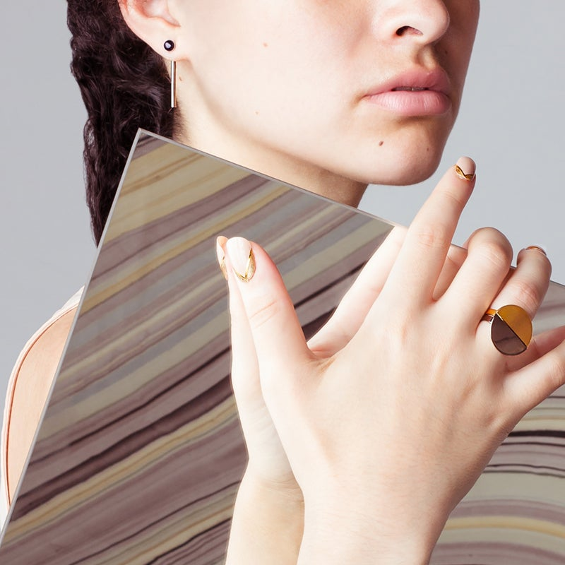 Image of WINNOW Parallax Earring and Jacket