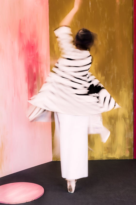Image of Movement study • Stripes