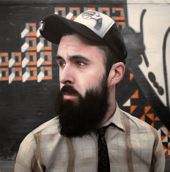 Image of Scroobius Pip // Limited Edition Print