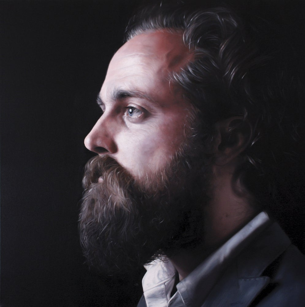 Image of Sam Beam (Iron & Wine) // Limited Edition Print