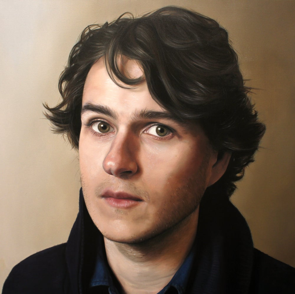 Image of Ezra Koenig (Vampire Weekend) // Limited Edition Print