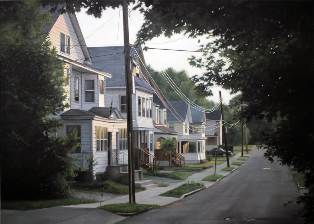 Image of Last Light On Shore Street // Limited Edition Print