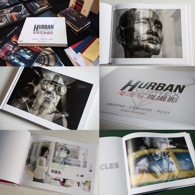 Image of Hurban Vortex Art Book
