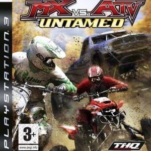 Image of MX vs ATV Untamed (PS3)