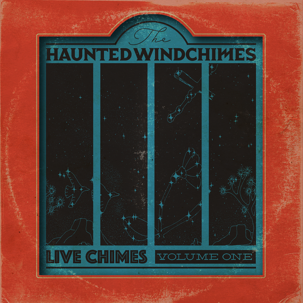 Image of The Haunted Windchimes - LIVE CHIMES: Volume One (CD)