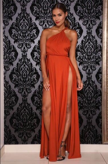 Image of Vamp dress
