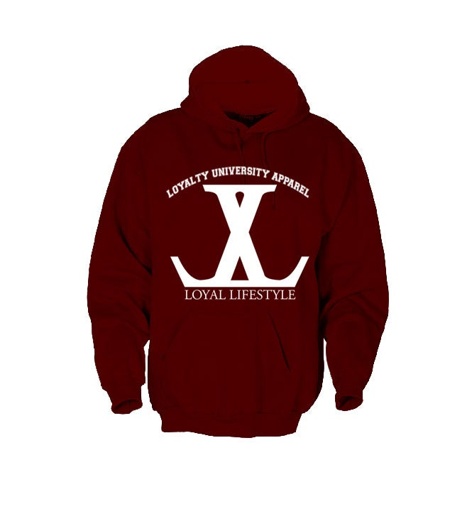 Image of Loyal Lifestyle Hoodies