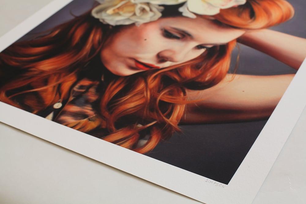 Paloma Faith // Limited Edition Print