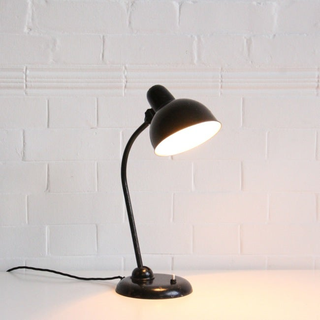 Image of Kaiser 'Original JDell' Desk lamp, 1930