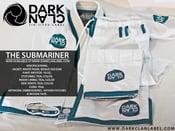 "Image of Dark Clan ""Submariner"" Kimono"