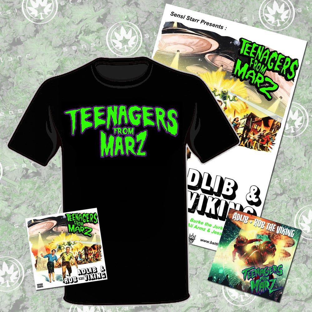 Image of Teenagers from Marz Package 2