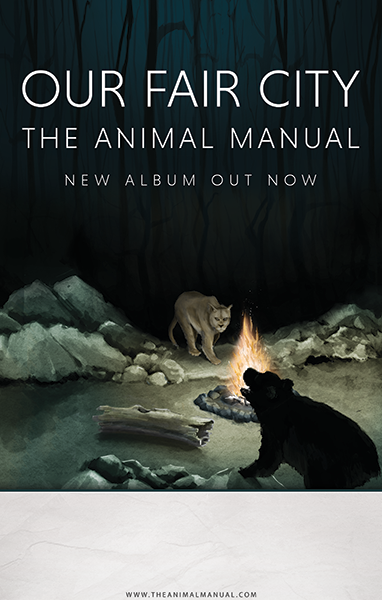 Image of The Animal Manual Poster