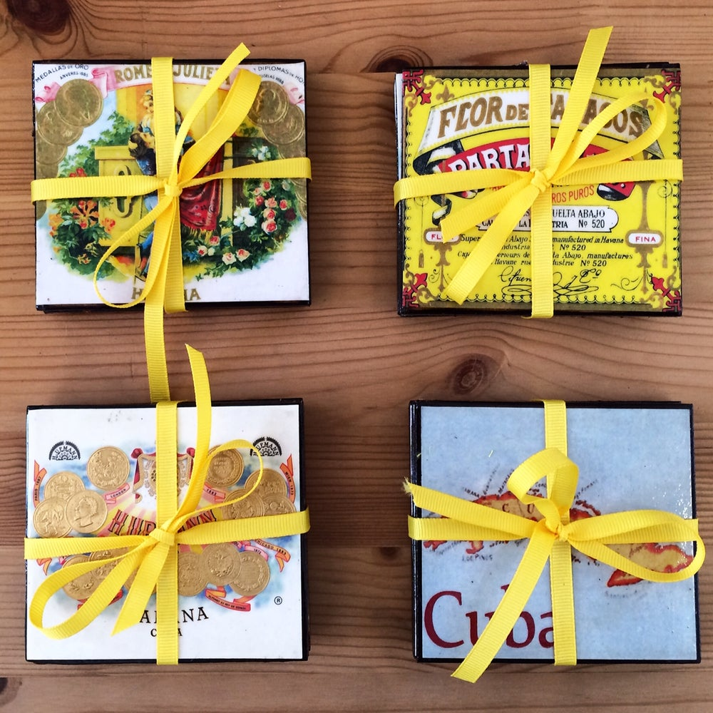 Image of Mojito Coasters