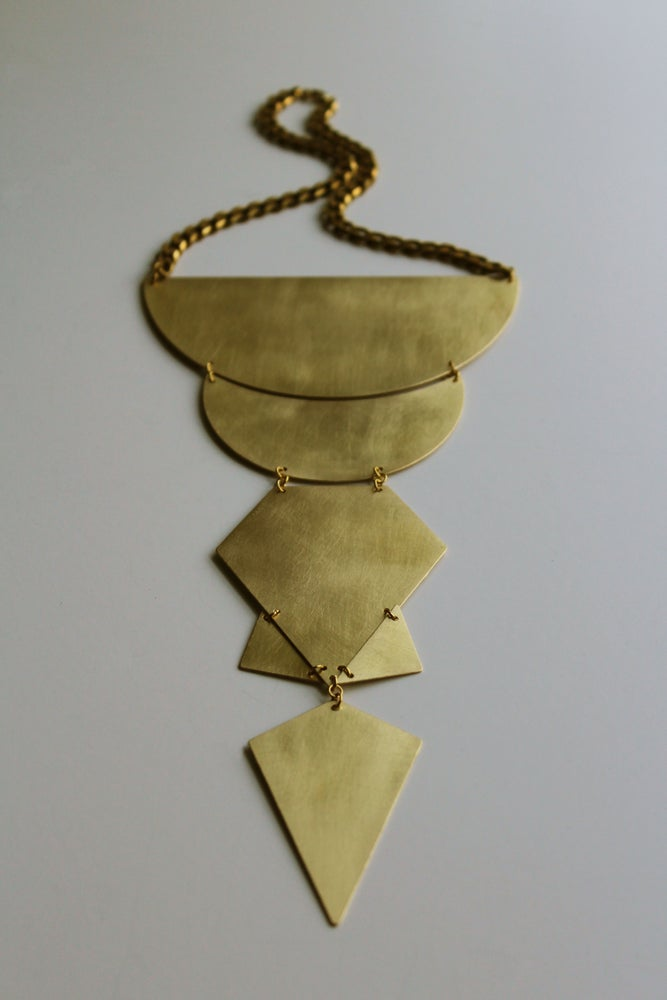 Image of Warrior Necklace