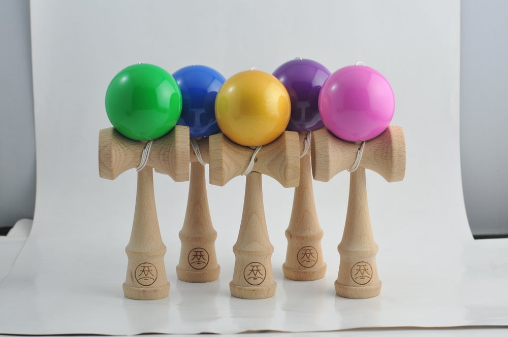 Image of Everyday Kendama-Shiny Version