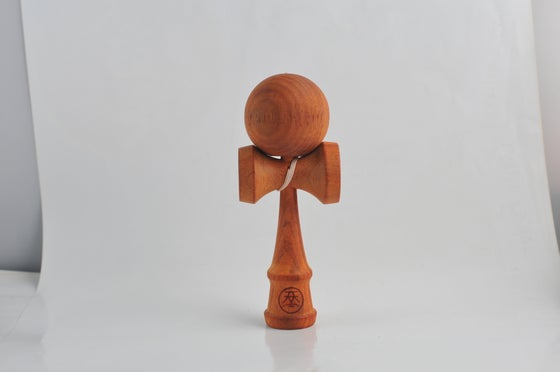 Image of Everyday Kendama- Padauk Wood